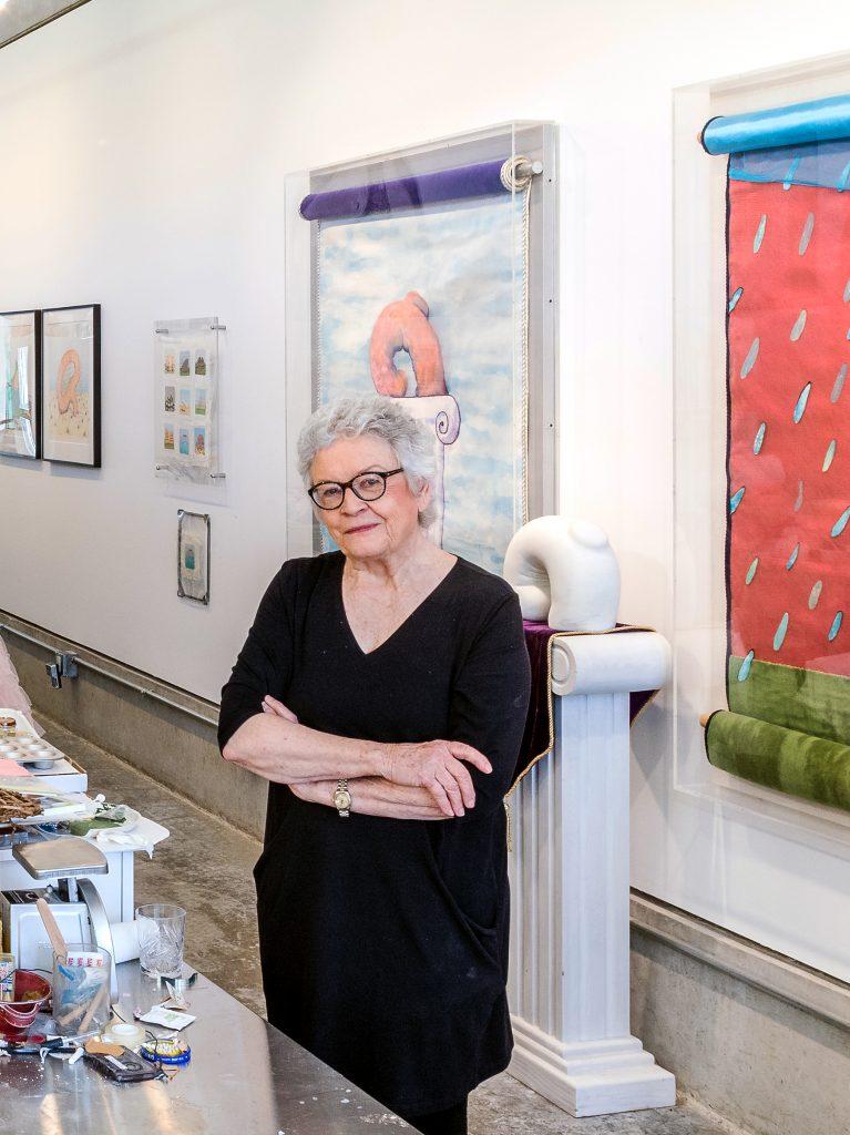 Carol Cole Levin : Artist